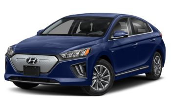 2021 Hyundai Ioniq EV - Intense Blue