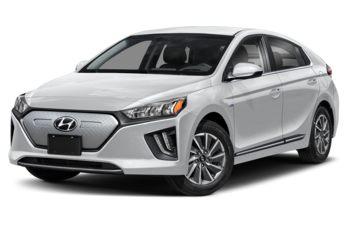 2021 Hyundai Ioniq EV - Polar White