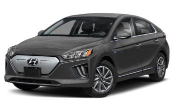 2021 Hyundai Ioniq EV - Amazon Grey