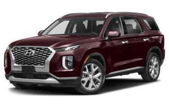 2020 Hyundai Palisade - Moonlight Cloud