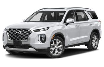 2021 Hyundai Palisade - Sierra Burgundy
