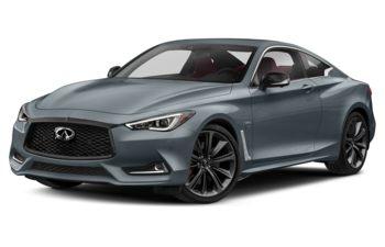 2021 Infiniti Q60 - Slate Grey Pearl Metallic