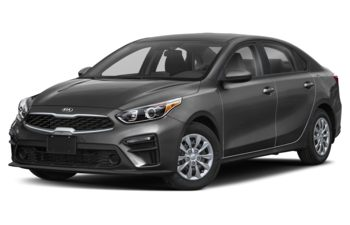 2021 Kia Forte - Gravity Grey