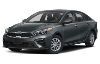 2020 Kia Forte - Urban Grey
