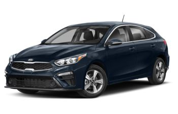 2021 Kia Forte5 - Gravity Blue