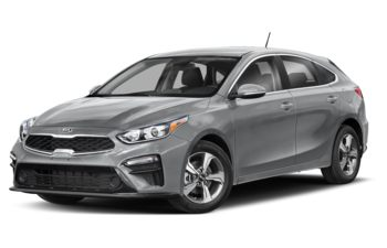2021 Kia Forte5 - Steel Grey