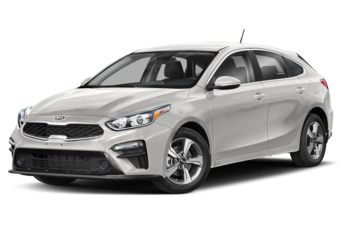 2020 Kia Forte5 - Snow Pearl White