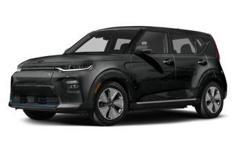 2021 Kia Soul EV - N/A