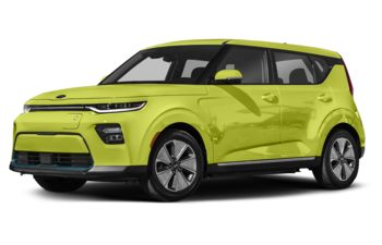 2020 Kia Soul EV - Space Green