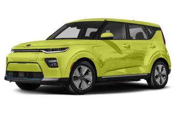 2020 Kia Soul EV - Space Green
