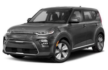 2021 Kia Soul EV - Gravity Grey