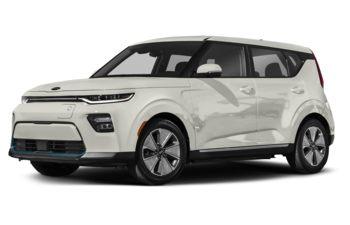 2020 Kia Soul EV - Snow White Pearl