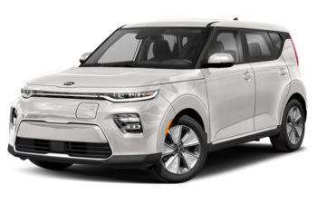 2021 Kia Soul EV - Snow White Pearl