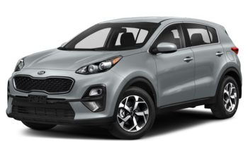 2020 Kia Sportage - Steel Grey
