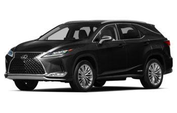 2020 Lexus RX 450h - Obsidian