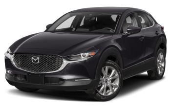 2021 Mazda CX-30 - Machine Grey Metallic