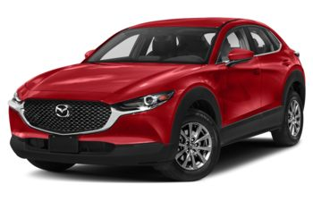 2021 Mazda CX-30 - Soul Red Crystal Metallic