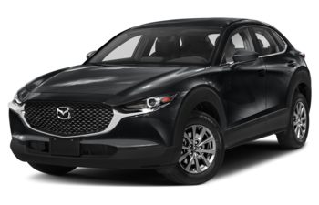 2021 Mazda CX-30 - Jet Black Mica