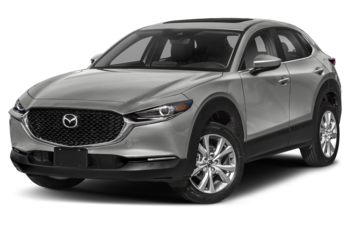2020 Mazda CX-30 - Machine Grey Metallic
