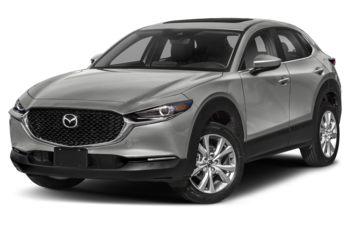 2021 Mazda CX-30 - Sonic Silver Metallic