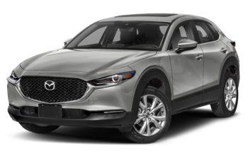 2020 Mazda CX-30 - Sonic Silver Metallic
