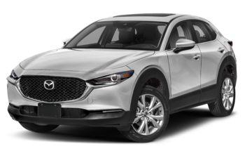 2020 Mazda CX-30 - Snowflake White Pearl