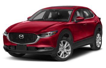 2020 Mazda CX-30 - Soul Red Crystal Metallic