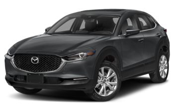 2021 Mazda CX-30 - Polymetal Grey Metallic