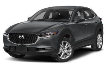 2020 Mazda CX-30 - Polymetal Grey Metallic