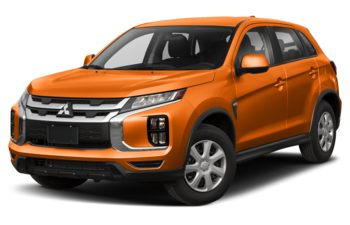 2021 Mitsubishi RVR - Sunshine Orange