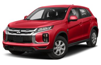 2021 Mitsubishi RVR - Red Diamond