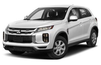 2020 Mitsubishi RVR - Pearl White