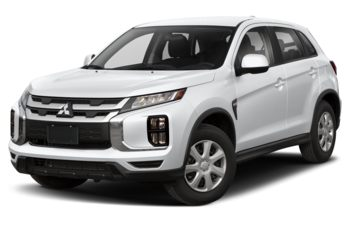 2022 Mitsubishi RVR - White Diamond