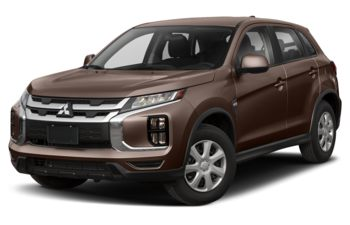 2021 Mitsubishi RVR - Oak Brown