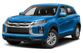 2021 Mitsubishi RVR - Octane Blue Pearl