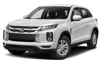 2021 Mitsubishi RVR - Pearl White