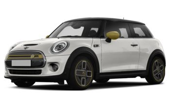 2021 Mini SE 3 Door - White Silver Metallic