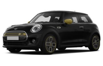 2021 Mini SE 3 Door - Midnight Black Metallic