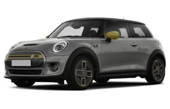 2021 Mini SE 3 Door - Moonwalk Grey Semi-Metallic