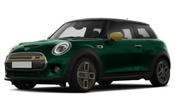 2021 Mini SE 3 Door - British Racing Green IV Metallic