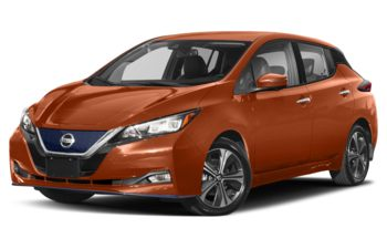 2021 Nissan LEAF - Sunset Drift ChromaFlair