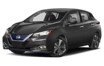 2021 Nissan LEAF - Super Black