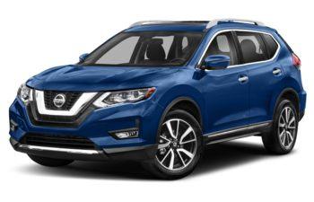 2020 Nissan Rogue - Caspian Blue Metallic