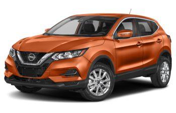 2021 Nissan Qashqai - Monarch Orange Pearl Metallic