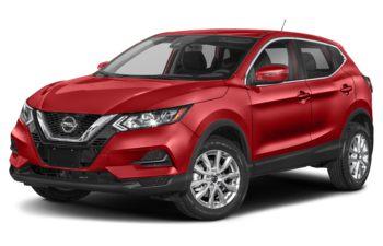 2021 Nissan Qashqai - Scarlet Ember Pearl Metallic