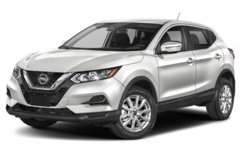 2021 Nissan Qashqai - Pearl White Pearl Metallic