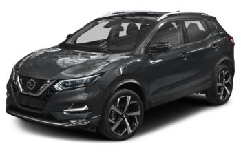 2020 Nissan Qashqai - Magnetic Black Metallic