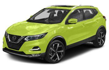 2020 Nissan Qashqai - Nitro Lime Metallic