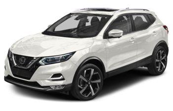 2021 Nissan Qashqai - Glacier White