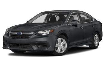 2020 Subaru Legacy - Magnetite Grey Metallic